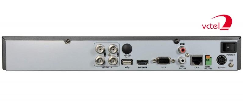 Đầu ghi hình 4 kênh Hikvision DS-7204HGHI-F1 bảo hành 12 tháng vctel