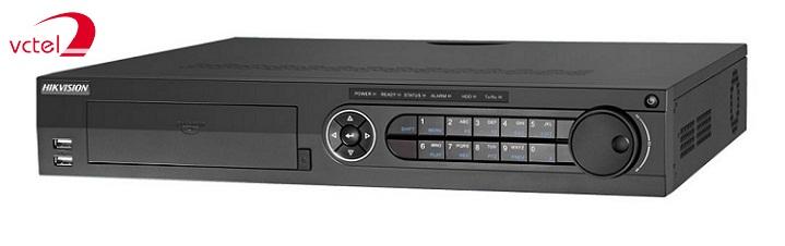 Lắp đầu ghi camera giá rẻ Hikvision DS-7308HQHI-F4/N kết nối 8 kênh vctel