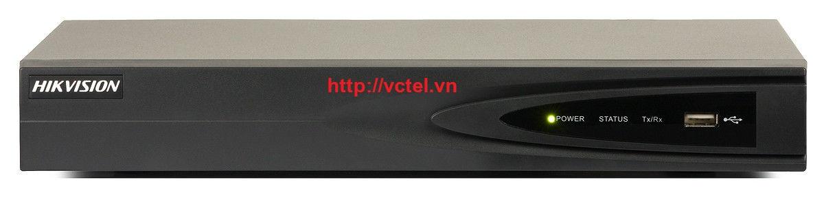 Đầu ghi Camera IP giá rẻ Hikvision DS-7616NI-E1 bảo hành 1 năm vctel