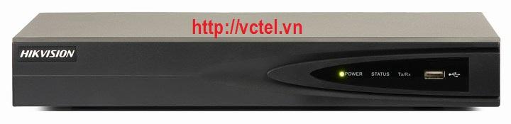 Đầu ghi camera IP Hikvision DS-7616NI-E2 đổi trả 30 ngày vctel