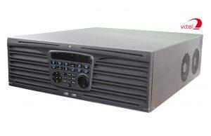 Đầu ghi hình cho camera IP Hikvision DS-9664NI-I16 hỗ trợ 64 kênh vctel