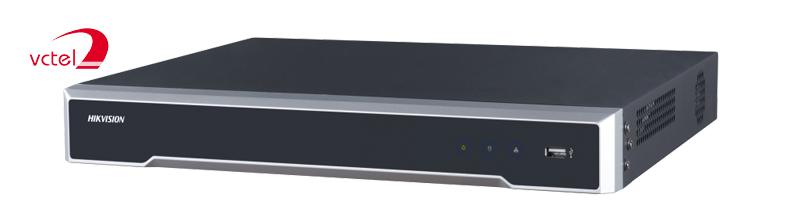 Đầu ghi chính hãng Hikvision DS-7632NI-K2/16P hỗ trợ 32 kênh vctel