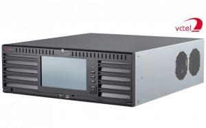 Đầu ghi hình 128 kênh Hikvision DS-96128NI-I16 dùng cho camera IP vctel