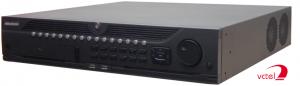 Đầu ghi hình NVR 64 kênh Hikvision DS-9664NI-I8 chính hãng