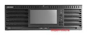 Đầu ghi dùng cho camera IP Hikvision DS-96256NI-I16 hỗ trợ kết nối 256 camera vctel