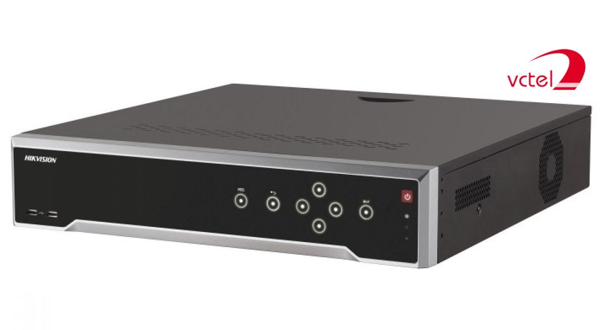 Lắp đặt đầu ghi hình 16 kênh cho camera IP Hikvision DS-7716NI-K4 vctel