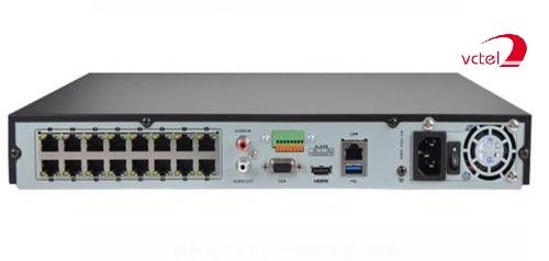 Đầu ghi camera IP Hikvision DS-7616NI-K2hỗ trợ 16 kênh