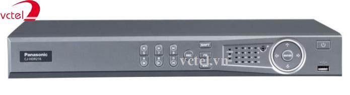 Đầu ghi hình 4 kênh Panasonic CJ-HDR104 chất lượng cao vctel