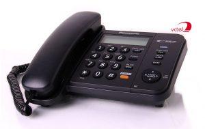 Điện thoại để bàn Panasonic KX-TS580 chính hãng vctel