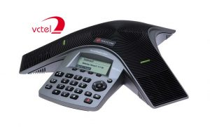 Điện thoại hội nghị polycom soundstation duo âm thanh chuẩn HD vctel