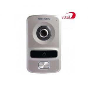 Nút ấn chuông cửa 1 cổng Hikvision HIK-IP8000VLS bảo hành 12 tháng vctel