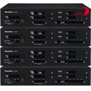 Hệ thống tổng đài Panasonic KX-NS300 12 trung kế 128 máy lẻ vctel