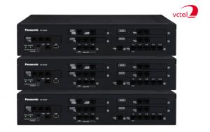 Lắp tổng đài liên lạc chính hãng Panasonic KX-NS300 18 trung kế 88 máy lẻ vctel